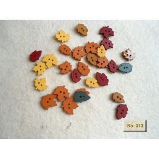 Dekoratif süs düğmeleri