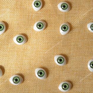 Plastik bebek gözü (7 mm)